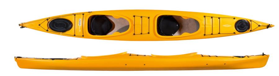 Sea Kayak Lifestyle Duo PE