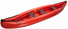 Inflatable canoe Scout - 3 persons